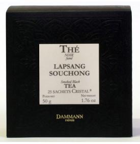 THE LAPSANG SOUCHONG - Boite 25 sachets cristal