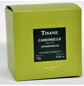 Tisane Camomille - Boîte 25 sachets