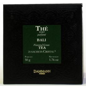 THE VERT BALI - Boîte 25 sachets Cristal
