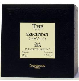 SZECHWAN GRAND JARDIN - Boîte 25 sachets Cristal