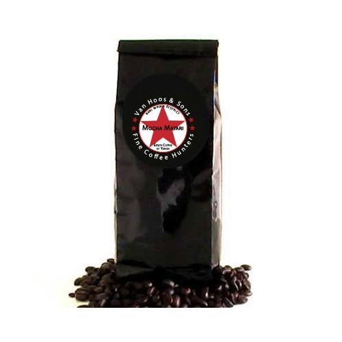 Café Mocha Matari - Yemen - 250 gr Van Hoos & Sons® 1 18.9 Certainement l'une des plus vieilles appellations et culture de café