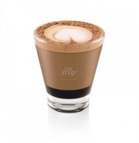 Verres cristal espresso Illy (X12)