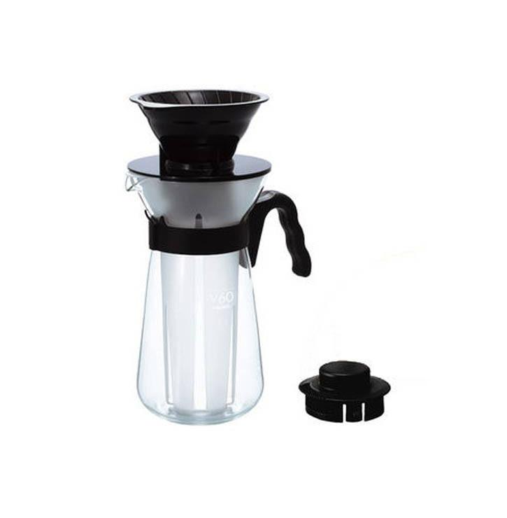 V60 Cafetière à café chaud / glacé