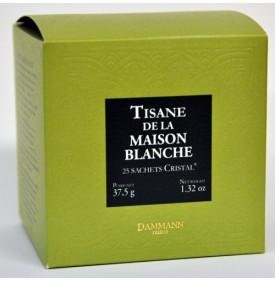 Tisane de la Maison Blanche - Boite de 25 sachets