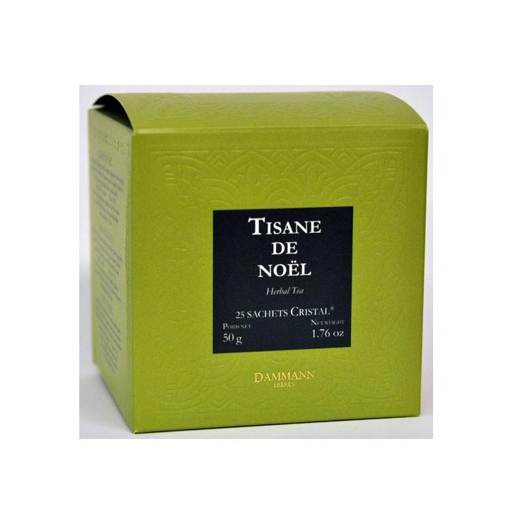 Tisane de Noël  - Boite de 25 sachets