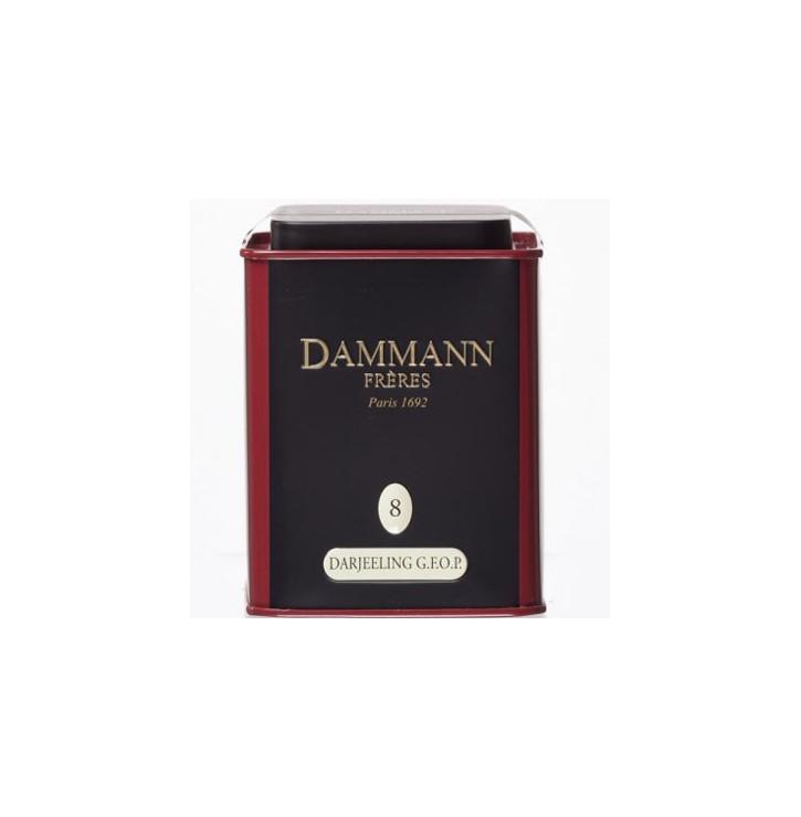 Darjeeling GFOP - 100g - N°8