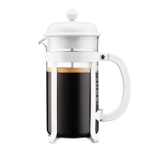 """Cafetière à Piston Java 8 tasses Bodum 2 19.9 Cafetière à piston modèle """"JAVA"""". Existe en modèle 3 tasses et en 8 tasses. Il se"""