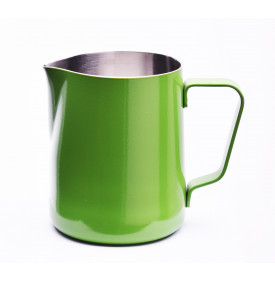 Pichet à lait vert