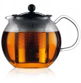 Théière à piston Bodum Assam | Filtre en inox | Mon-Cafe.com