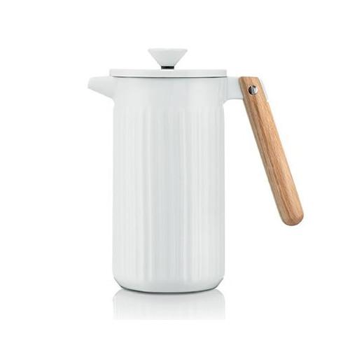 Cafetière à piston en porcelaine Bodum