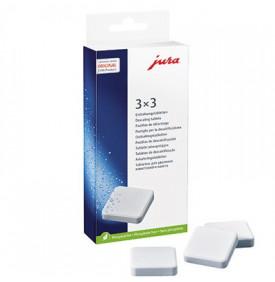 Pastilles détartrage Jura Jura 2 13.89996 JURA a développé pour l'IMPRESSA et la JURA Nespresso N90 un comprimé de détartrage qu