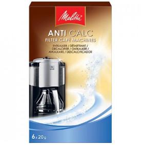 Détartrant pour cafetière Filtre 120gr  3 4.5 Faites confiance à la marque inventeur de la cafetière filtre pour détartrer votre