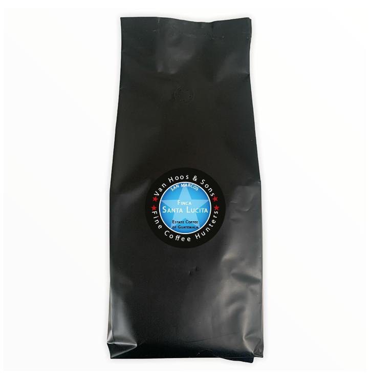 Café de spécialités Santa Lucita 1kg - Van Hoos & Sons®