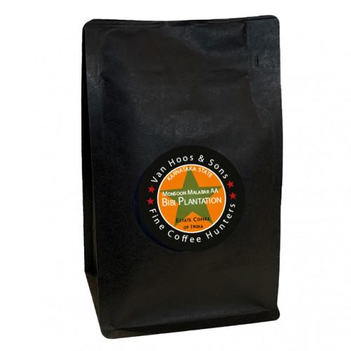 Café de spécialités Monsoon Malabar 250g - Van Hoos & Sons®
