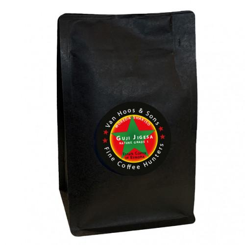 Café de spécialités Jigesa Guji - Ethiopie - 1 kg | Van Hoos & Sons®