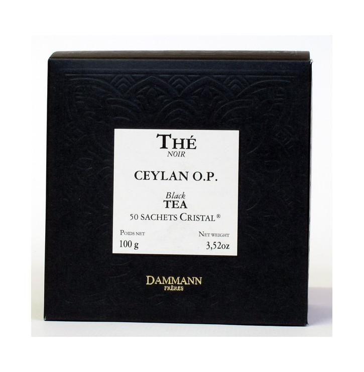 CEYLAN O.P. - Boite de 50 sachets cristal