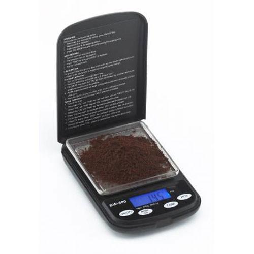 Balance numérique Concept Art 1 29.90004 Cette balance de précision numérique très sensible mesure la quantité désirée de café m