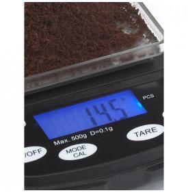 Balance numérique Concept Art 2 29.90004 Cette balance de précision numérique très sensible mesure la quantité désirée de café m