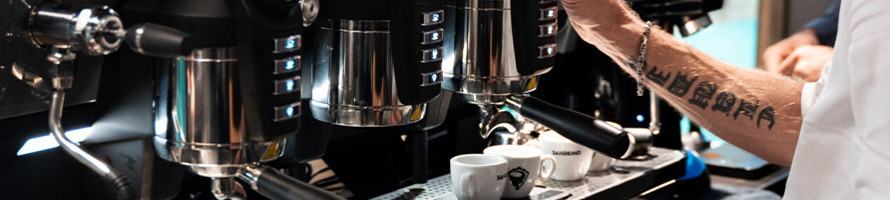 Machines expresso professionnelles